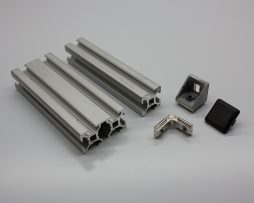 20 Series Extrusion / Hardware / Plates