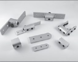 "10 (1.0"") Series hinges and pivots"