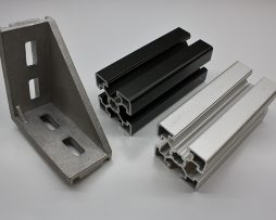 45 Series Extrusion / Hardware / Plates